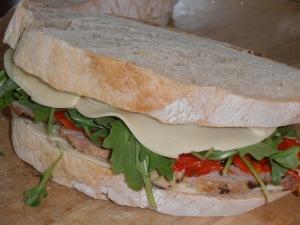 Savory Cubano Sandwich