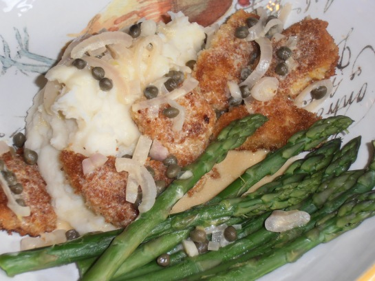 free easy baked pork chops with white wine mustard sauce pork loin ...