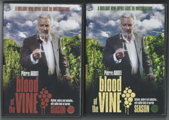 Blood of the Vine DVD